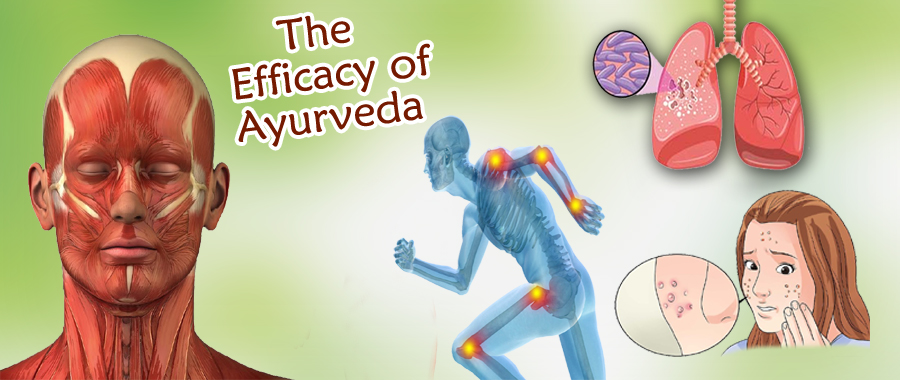 efficacy of ayurveda