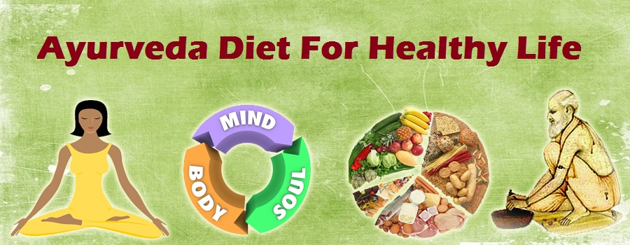 healthy with ayurveda