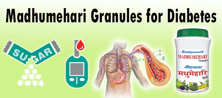 Madhumehari Granules For Diabetes